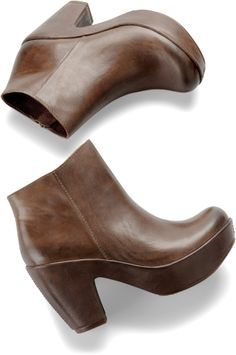 Kork-ease boots