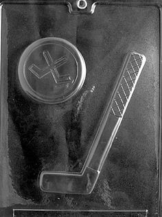 Cybrtrayd Hockey Stick and Puck Chocolate Candy Mold with Exclusive Cybrtrayd Copyrighted Chocolate Molding Instructions *** Details can be found by clicking on the image. Hockey Birthday Parties, Hockey Party, 3rd Birthday, Birthday Ideas, Hockey Wedding, Sports Wedding, Hockey Room, Hockey Puck, Hockey Cupcakes