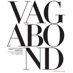 Vagabond | Fantasticsmag