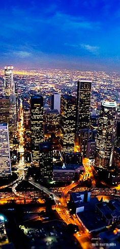 Downtown Los Angeles ♔THD♔