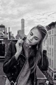 schott nyc pinterest   Lily Allen wearing Schott NYC   Riders Jacket   Pinterest
