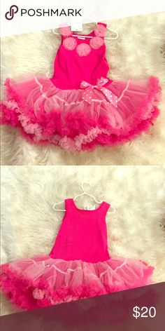 Toddler size Medium dress NWT! Toddler size Medium ruffle dress. Brand new with tags!! Dresses