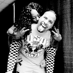 WWE Superstar Jimmy Uso (Jonathan Fatu) and his wife WWE Diva Naomi Knight (Trinity McCray-Fatu)