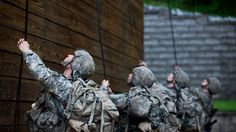 2 Women Passed Army Ranger School; Here's How Hard It Is. via Newsy