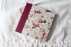 Beautiful handmade book with video tutorial