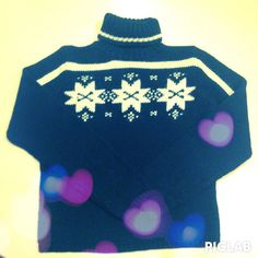 Christmas sweater☃ Good condition!! Perfect for a snuggling for Christmas sweater party ☃️❄️🎉 Next era Sweaters Cowl & Turtlenecks