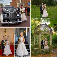 Linda Stephenson: 'Many thanks for all your help, the wedding was a fabulous day, and everyone loved the dress. Bridesmaid Dresses, Wedding Dresses, Real Weddings, Bridal, Shopping, Beautiful, Fashion, Bridesmade Dresses, Bride Dresses
