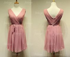 cheap bridesmaid dresses pink bridesmaid dresses by fitdesign, $93.00