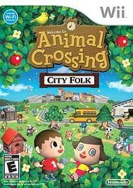 animal crossing - hours of my life....hours!