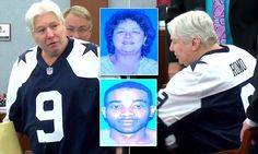NEVADA... Man facing death penalty wears Tony Romo jersey to court | Daily Mail Online