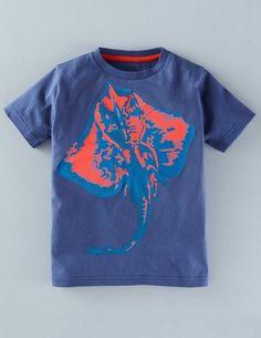 Sealife Superstitch T-shirt 21922 Tops & T-shirts at Boden