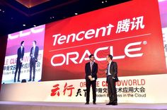 Oracle, Tencent Reach Agreement To Advance Cloud Services In China