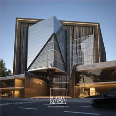 conceptual design NR Elhadedy Architecture Studio Contact us Mail Phone 201026010521 Cultural Architecture, Conceptual Design Architecture, Office Building Architecture, Building Facade, Facade Architecture, Sustainable Architecture, Building Design, Commercial Architecture, Facade Design