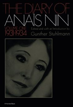 Introducing The Diary of Anais Nin Vol 1 19311934. Buy Your Books Here and follow us for more updates!