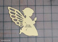 Baby Angels Dotted Lines Christmas Activities, Christmas Crafts, Christmas Decorations, Name Card Holder, Paper Cut Design, Diy Bookmarks, 3d Paper Crafts, Easter Crafts For Kids, Creative Cards