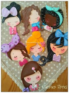 Foam Crafts, Diy And Crafts, Crafts For Kids, Paper Crafts, Clay Art, Art Lessons, Scrapbook, Dolls, Projects