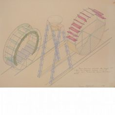 Dennis-Oppenheim-American-1938-2011-Rolling-Launching-Structure-for-Geneva