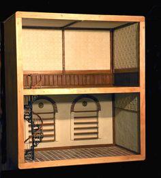 593f332cdd55 Custom Room Boxes - Miniature Room Box Diy Dollhouse, Dollhouse Furniture,  Dollhouse Miniatures,