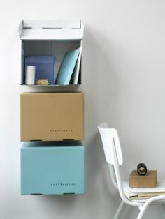 Styling: Femke Pastijn, can be done with any box...