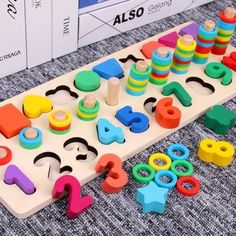Kids Educational Toys, Learning Toys, Swimming Pool Toys, Wooden Products, Cnc Projects, Diy Toys, Montessori, Puzzle, Vanity