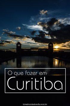 Guia completo do que fazer em Curitiba, a capital paranaense que já foi eleita capital ecológica. Na foto: Pôr do Sol no Parque Tanguá. Paraná - Brasil. #parana #curitiba #parquetangua #brasil #pordosol #sunset #viagem