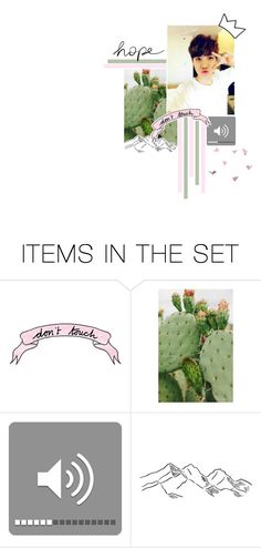 """// if you were a cactus, I'd endure all the pain just to hug you //"" by emmantanz ❤ liked on Polyvore featuring art and biasbattle"
