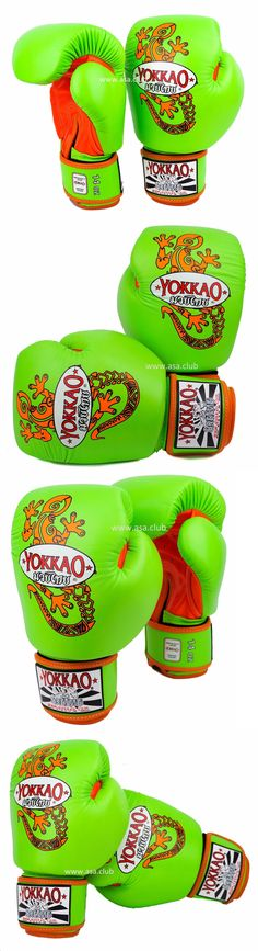 cd8d544c86 Gloves - Martial Arts 97042: Boxing Gloves Yokkao Gecko 14Oz Mma Kickboxing  Muay Thai Gloves -> BUY IT NOW ONLY: $79.9 on eBay!