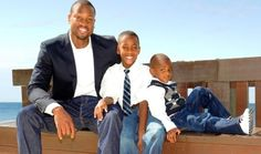 Dwyane Wade and Sons Appear in Dove Skin Commercial- http://getmybuzzup.com/wp-content/uploads/2013/03/D-WADE-and-sons1-e1363448334441-559x330.jpg- http://gd.is/c3HNpa