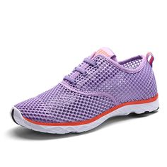 Joansam Women's Quick Drying Aqua Water Shoes ** Continue to the product at the image link.
