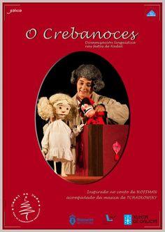 O crebanoces @ Auditorio Municipal - Ourense monicreques Tchaikowsky infantil