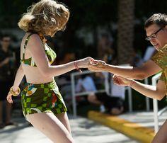 The Dancing Side of the Viva Las Vegas Rockabilly Weekend