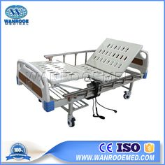 Bae200 Multi-Functional Hospital Furniture Electric Adjustable Renting Patient Bed, Adjustable Bed, Electric Bed,Model NO.:BAE200, Condition:New, Purpose:for Nursing Use ., 2 Motors:Yes, Bed Surface:Steel Net, Back Section, Leg Section:Adjustable, Siderails:Aluminum Alloy, Function:2 Functions, OEM:Available, Location:1.5 Hours From Shanghai, Footrest Max Upward Angle:40 deg;, Backrest Max Upward Angle:75 deg;, Trademark:WANROOEMED, Transport Package:Export Package, Specification:2150*950*500mm, Hospital Bed, Bed Base, Adjustable Beds, Medical Equipment, Renting, 5 Hours, Platform Bed, Foot Rest, Aluminium Alloy