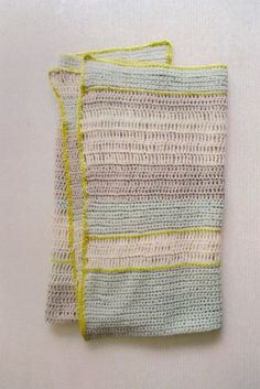 Manos Del Uruguay Patterns - Cochecito Baby Blanket Pattern - Large Photo at Jimmy Beans Wool