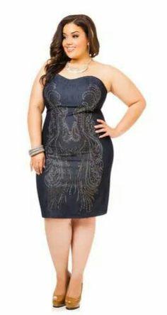d4fc400950 plus size black strapless dress new years style  UNIQUE WOMENS FASHION  Unique Dresses