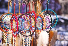 What color is your dreamcatcher?