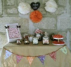 Candy Bar  www.ranasyprincesas.com