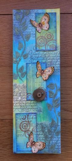 Judith@Poppy Cottage: Vintage Paper projects