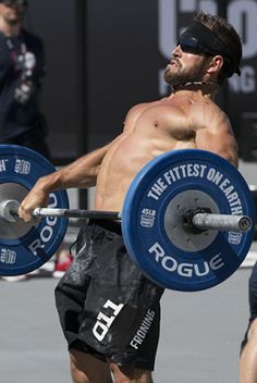 Fittest Man on Earth, Rich Froning. Legend. #CrossFit #KippingItReal http://kippingitreal.com