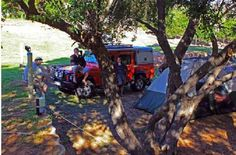 Marcuskraal 4x4 and Campsite - Marcuskraal 4x4 and Campsite is situated 20 km from Citrusdal, just off the N7 and is approximately two hours' drive from Cape Town.  The farm's location makes it ideal for visitors from Cape Town who ... #weekendgetaways #cederberg #southafrica