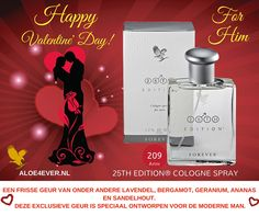 Exclusively created for Forever, the Edition Cologne is a fresh and sensuous masculine fragrance with an invigorating blend of fruit and herbal accents. Forever Bright Toothgel, Forever Business, Valentines Day For Him, Cologne Spray, Forever Living Products, Bergamot, Geraniums, Sprays, Herbalism