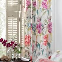 Dorma Cordelia Lined Pencil Pleat Curtains