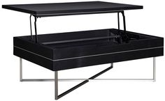 Vera Rectangular Lift Top Coffee Table Coffee Table To Dining Table, Lift Top Coffee Table, Cool Coffee Tables, Interior Paint Colors, Glass, Sofa, Check, Home Decor, Settee