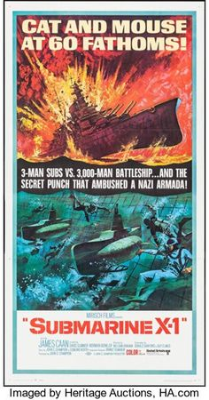 Love Posters, Film Posters, War Film, Adventure Movies, Movie Wallpapers, Submarines, Love Movie, Royal Navy, Vintage Movies