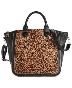 Steve Madden BGambbit Convertible Shopper - Handbags & Accessories - Macy's