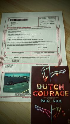 Nicky Farmer     No word of a lie Paige Nick, this is what I got in the post on Friday #DutchCourage