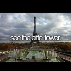 I hear it's a  disappointment but I still want to go #BucketList #BeforeIDie