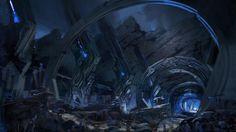 Sci Fi Environment, Environment Design, Transformers Prime, Scenic Design, Darth Vader, Architecture, Achilles, Halo, Landscapes