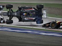 Pilot is descriptive, not an ambition! @ the 2014 Formula One Gulf Air Grand Prix #TeamLH