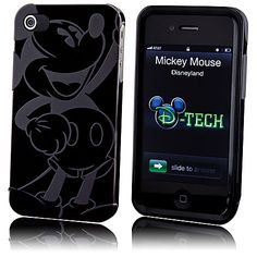 Flexible Mickey Mouse iPhone 4 Case | Electronics | Disney Store