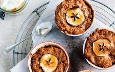 Efterårshygge: Sunde snacks og kager - Alt for damerne Æblecrumble med ahornsirup